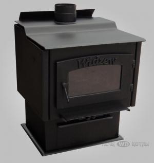 Печь на дровах длительного горения серия 1700 / Печи на дровах