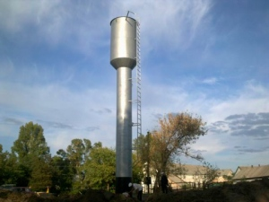 Водонапорные башни / Металлоконструкции