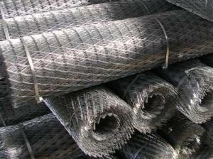 Сетка просечно-вытяжная / Сетки стальные