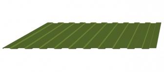 Профнастил стеновой C-8-1150-0,5/0,7 / Профнастил