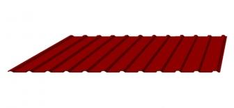 Профнастил стеновой C-10-1100-0,5/0,7 / Профнастил